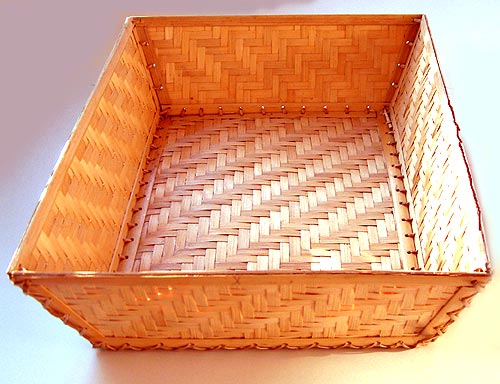 01463 Bamboo A4 box