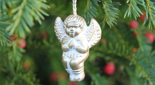 Holy night cherub   