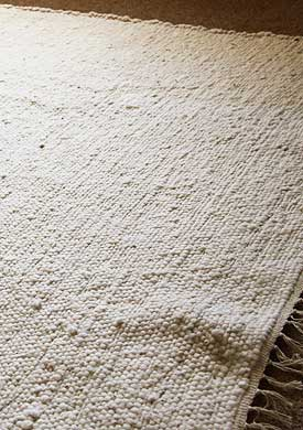 White Cotton Rugs Area Rug Ideas